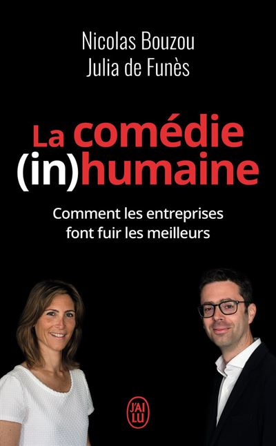 Couverture La comédie (in)humaine