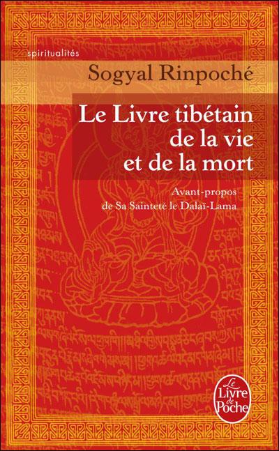 couverture Le livre tibétain
